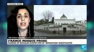 2020-12-03 22:14 France : dozens of mosques suspected of 'separatism' investigated