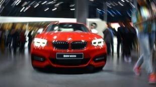 L'action du constructeur de voitures haut de gamme BMW a chuté de plus de 8 % jeudi matin.
