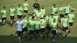 L'Algérie devra assumer son statut de favori de la CAN-2017, dimanche face au Zimbabwe.