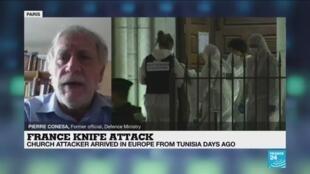 2020-10-30 13:33 Church attack in Nice