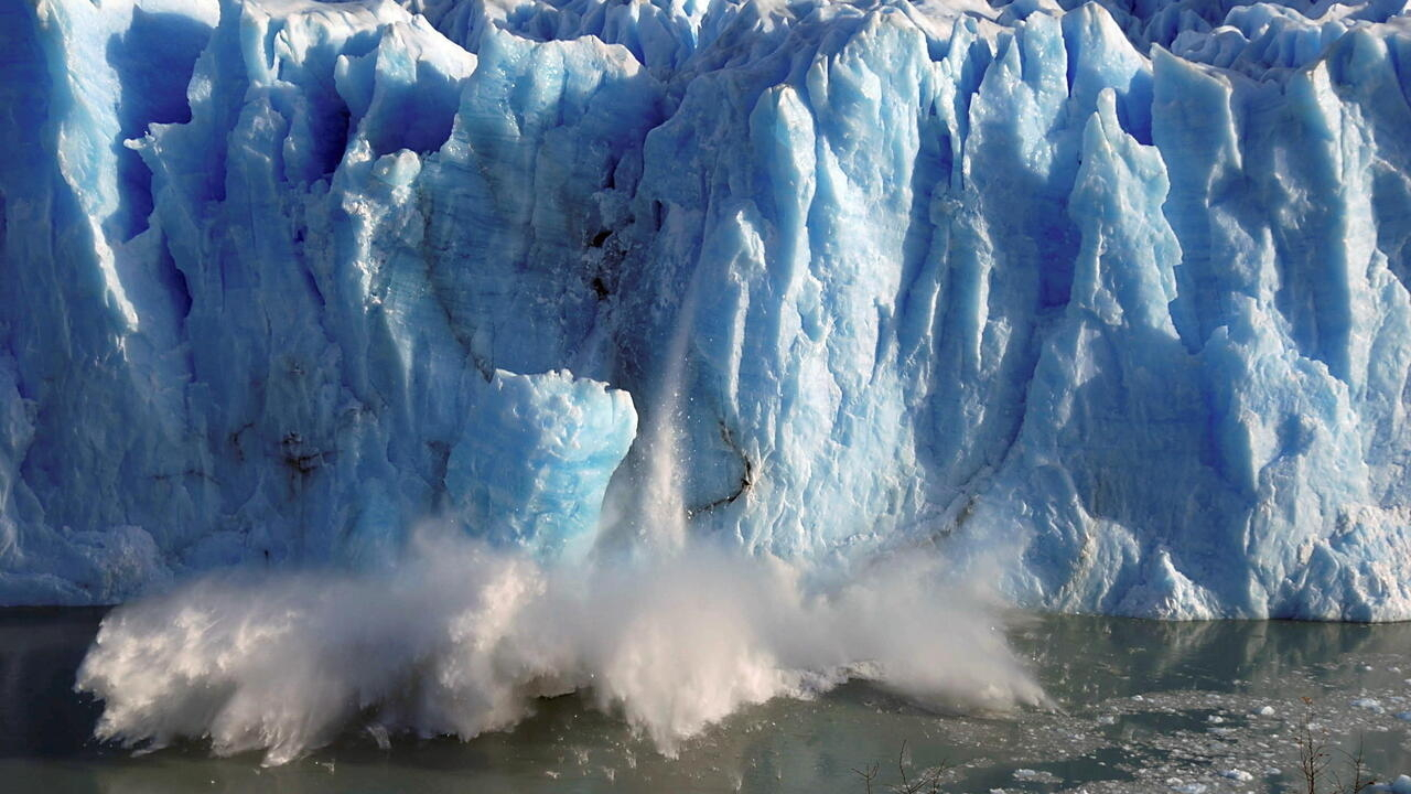 Nearly all the world's glaciers are melting at an accelerated pace, study finds