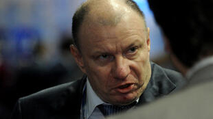 Vladimir Potanin is said by Forbes to be worth over $30 billion