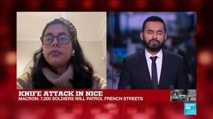 2020-10-29 17:09 'France needs to assess why terror attacks keep happening'
