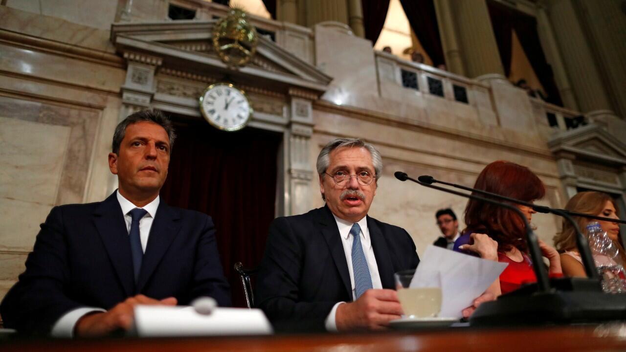 argentina deuda extension