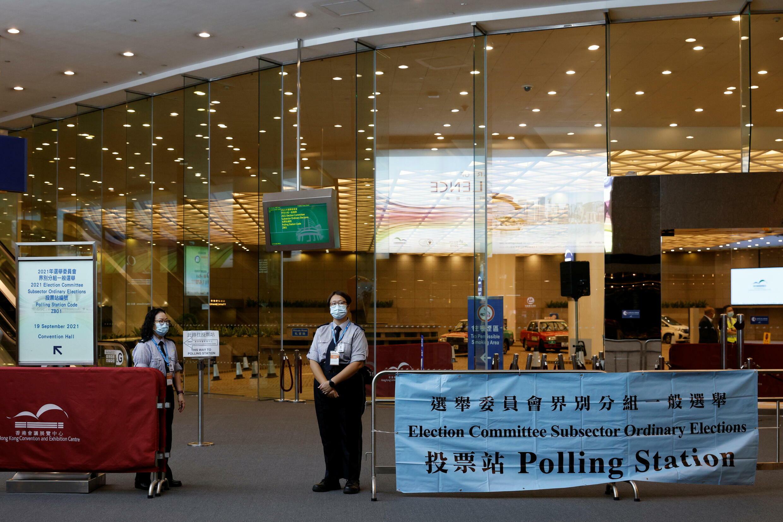 Hong Kong vote