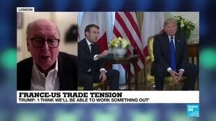 2019-12-03 18:10 'Trump not embracing multilateral trade relations is hurting the economy'