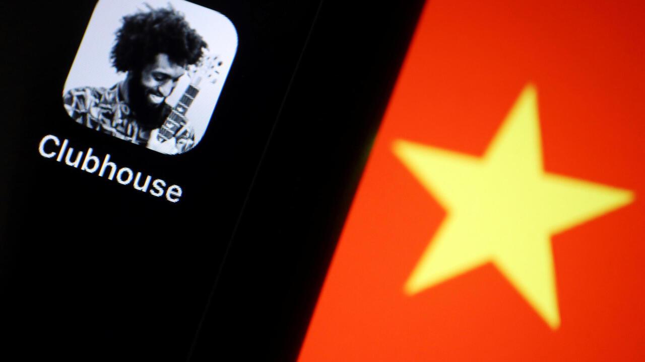 ClubHouse : le réseau social qui titille la censure chinoise - FRANCE 24