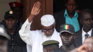 L'ancien dictateur de 70 ans a été entendu par la justice sénégalaise en juillet 2013 et accusé de crimes de guerre et crimes contre l'humanité.