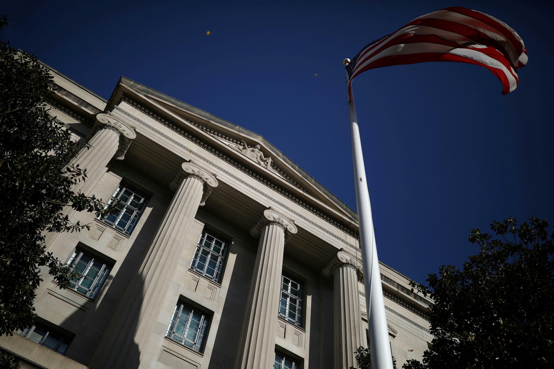 Departamento de Justicia de EE. UU.