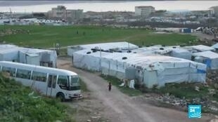 Le village de Qaroun est situé au sud de la vallée de la Bekaa, à quelques kilomètres de la frontière syrienne.