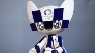 روبوت أولمبياد طوكيو الصيفية 2020