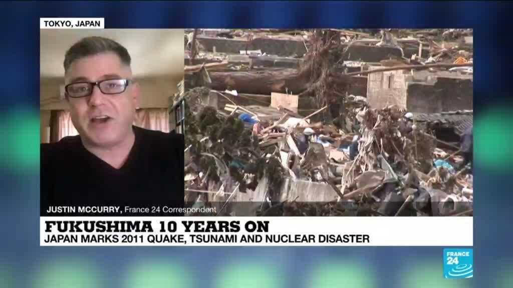 2021-03-11 08:04 Fukushima 10 years on: Nuclear decontamination remains incomplete