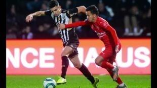 اللاعب الفرنكو جزائري ريان آيت نوري
