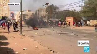 Election présidentielle au Niger : des violences éclatent après l'annonce des résultats