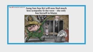 Coup d'Etat militaire en Birmanie et arrestation d'Aung San Suu Kyi