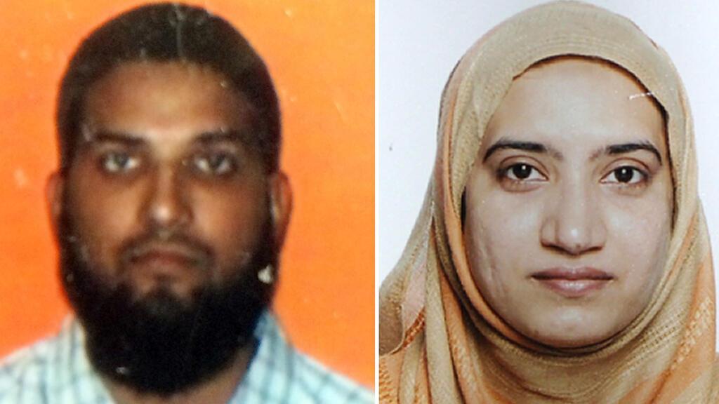 Syed Rizwan Farook et son épouse pakistanaise Tashfeen Malik ont tué 14 personnes dans un centre social de San Bernardino en Californie, avant d'être abattus par la police.