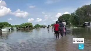 2020-09-25 21:49 Au Soudan, près de 830 000 personnes affectées par des inondations dévastatrices