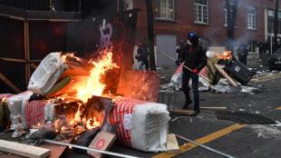 France manifestations