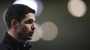 Arsenal manager Mikel Arteta says his family have been threatened on social media