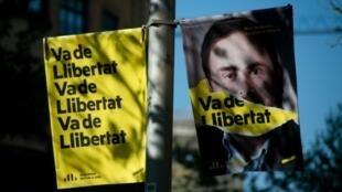 Oriol Junqueras, le leader indépendantiste catalan