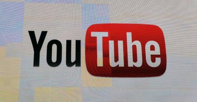 Logotipo de Youtube. Archivo.