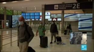 """2021-04-23 09:48 Covid-19 en France : quarantaine de 10 jours pour """"tous"""" les passagers en provenance de 5 pays dont le Brésil"""