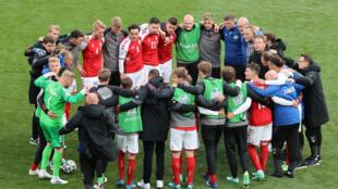 Football euro-2021 finlande danemark