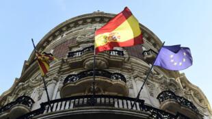 L'emblématique banque catalane CaixaBank a installé son nouveau siège social à Valence.