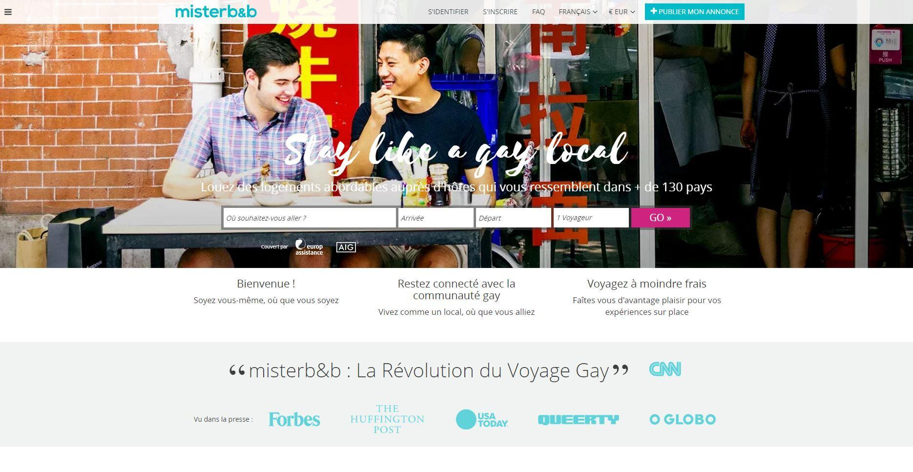 Gay friendly en ligne sites de rencontres