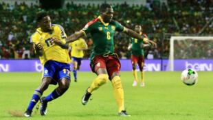 Le Cameroun a écarté les Panthères du Gabon de la CAN-2017.