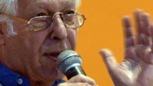 الكاتب والمفكر الاقتصادي المصري سمير أمين