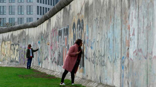 Berlin wall now