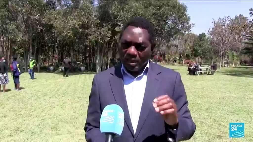 2021-08-12 10:41 Présidentielle en Zambie : la sixième tentative de Hakainde Hichilema
