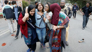 احتجاجات الهند ضد قانون الجنسية الجديد
