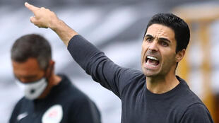 Mikel Arteta was appointed Arsenal boss in December