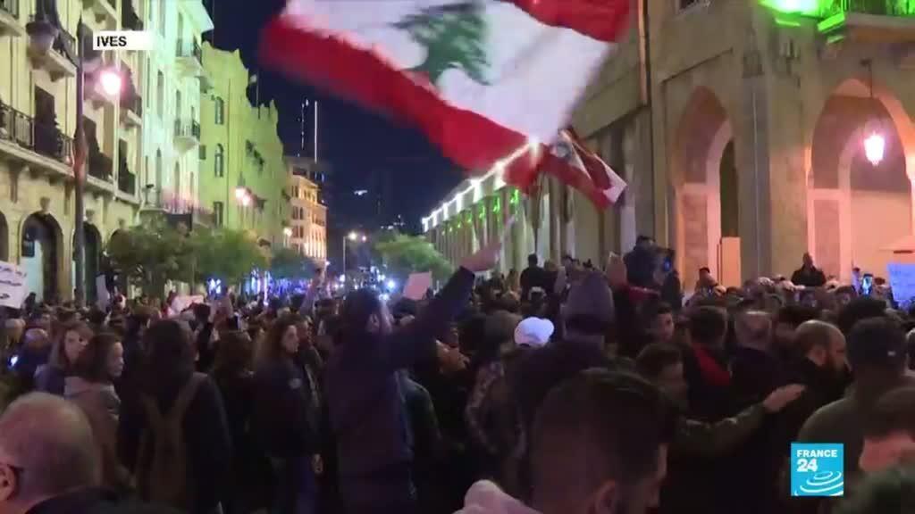 2020-07-10 15:12 Le Liban sombre dans l'obscurité