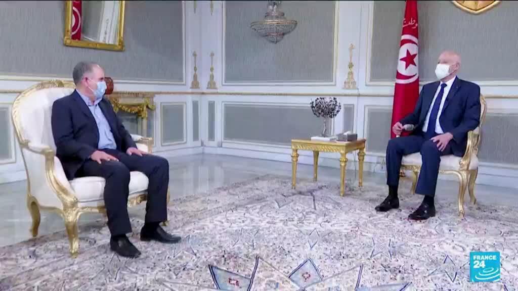2021-10-11 13:05 Tunisie : un nouveau gouvernement dirigé par Najla Bouden