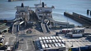 Most of Britain's trade with Europe goes through the Channel tunnel and ports like Dover