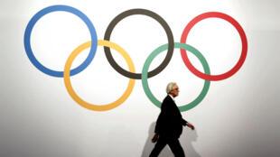 Réunion extraordinaire du Comité international olympique à Monaco, le 8 décembre 2014.