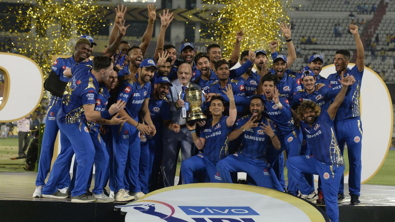 Image Pandemic-hit IPL to resume on September 19 in Dubai