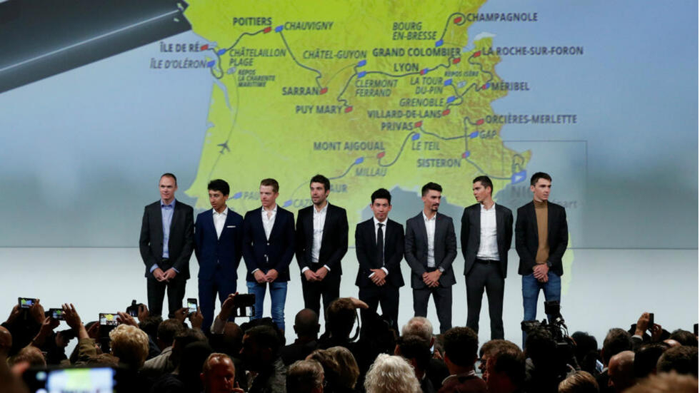 Tour De Francia 2020.Tour De France Unveils Climbers Delight For Epic 2020 Edition