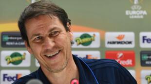 Rudi Garcia, entraîneur de l'Olympique de Marseille.