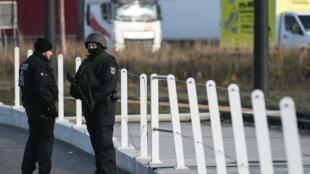 Allemagne-policiers-attaque