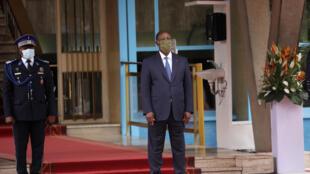 رئيس ساحل العاج الحسن وتارا.