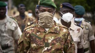 Mali junta leader