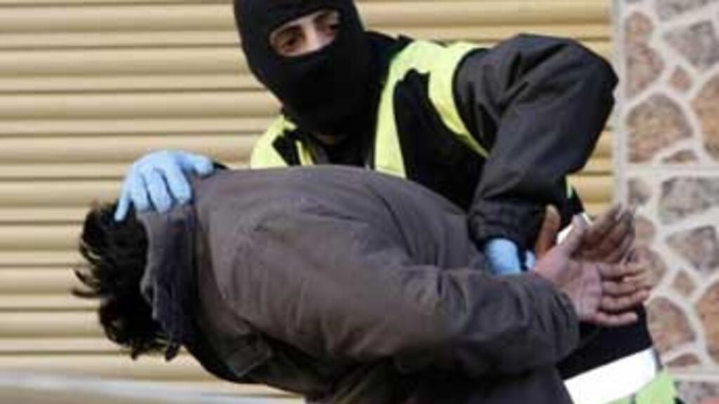 Thirteen detained over suspected worldwide passport forgery