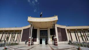 La cour d'appel de Bagdad, en mars2019.