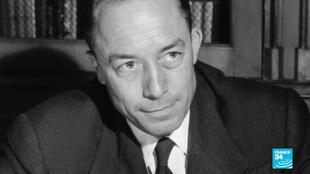 Albert Camus died January 4, 1960 at the age of 46.