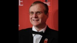 Foto de archivo de Paul Allen, cofundador de Microsoft, en mayo de 2008 en Nueva York