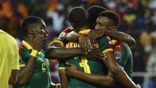 فوز الكاميرون على مصر 2-1 في نهائي كأس الأمم الأفريقية 2017.